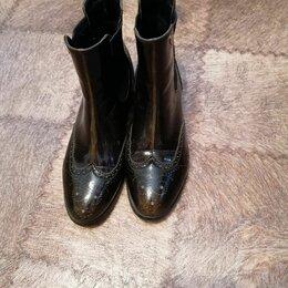 Ботинки - Ботинки женские, 38 размер. , 0