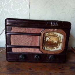 Радиоприемники - Радиоприемник ламповый 1949 г. в. , 0