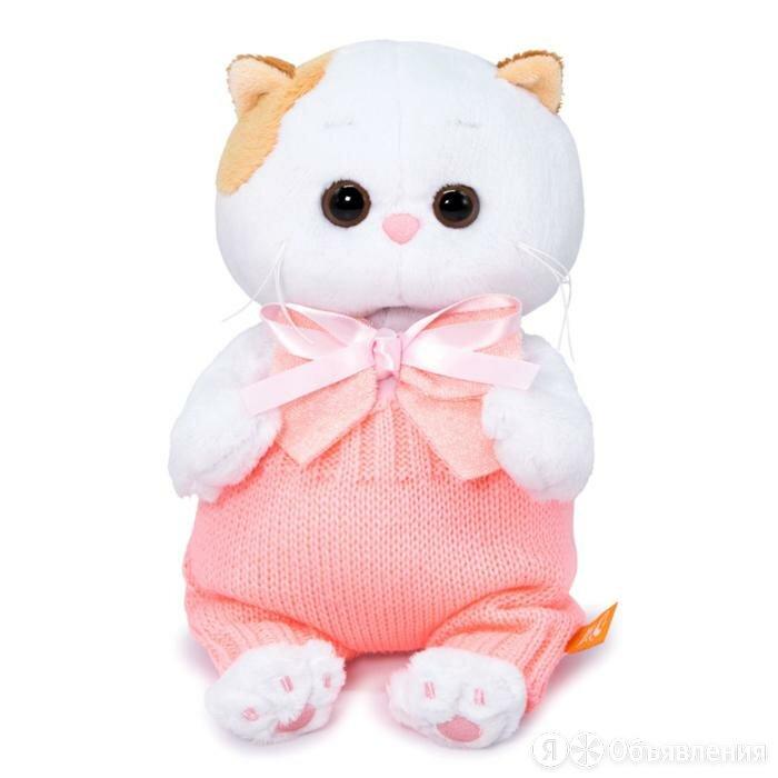 Мягкая игрушка 'Ли-Ли Baby', в вязаных штанишках, 20 см по цене 1887₽ - Мягкие игрушки, фото 0
