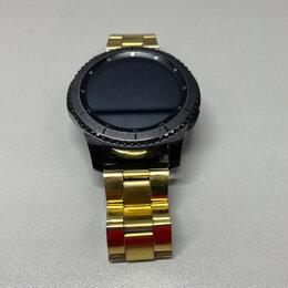 Ремешки для умных часов - Samsung gear s3 frontier, 0