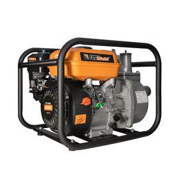 Мотопомпы - Мотопомпа бензиновая FoxWeld 600W50, 0