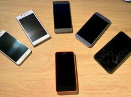 Мобильные телефоны - ЗА ВСЕ 6 Б/У Смартфоны (Продажа 1-го-торг уместен), 0