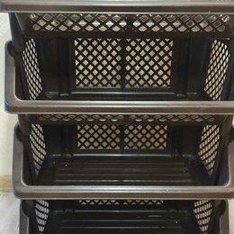 Стеллажи и этажерки - Этажёрка/стеллаж пластиковый, 0