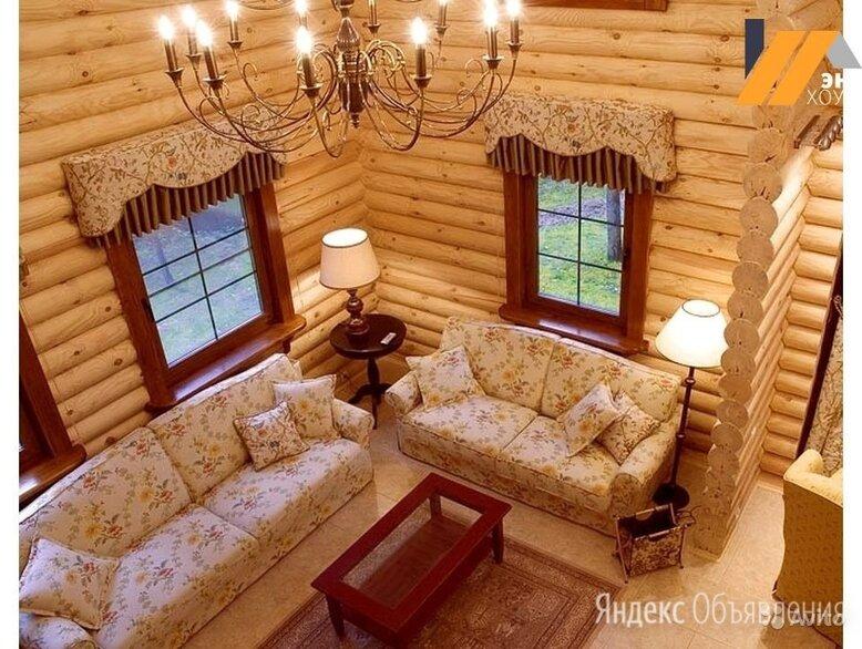 Дом из оцилиндрованного бревна об-177 95 м² по цене 10900₽ - Готовые строения, фото 0