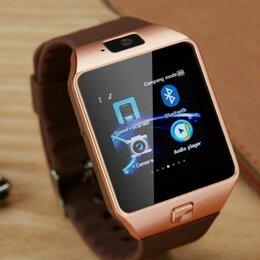 Умные часы и браслеты - SmartWatch Dz09 Часы Наручные часы, 0