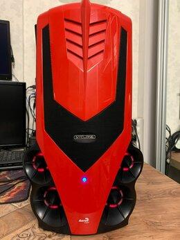 Настольные компьютеры - AeroCool Syclone мощный игровой, 0