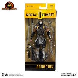 Игровые наборы и фигурки - Скорпион Мортал Комбат, 0