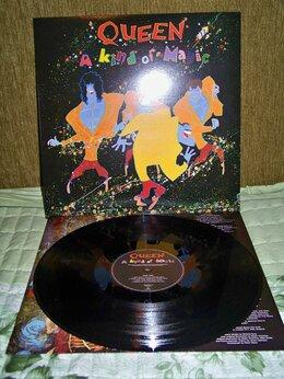 Виниловые пластинки - Queen A Kind Of Magic(2009)(LP Vinil 180 gram), 0