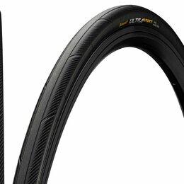 Покрышки и камеры - Покрышка велосипедная Continental Ultra Sport III, 25-622, 700 x 25C, PureGrip, 0