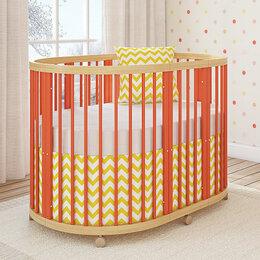 Кроватки - Детская кроватка - трансформер, 0