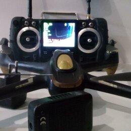 Квадрокоптеры - Квадрокоптер hubsan h501s pro пульт, 0