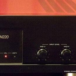 Усилители и ресиверы - Стерео-Усилитель Sony TA-N220 ES (Japan), 0