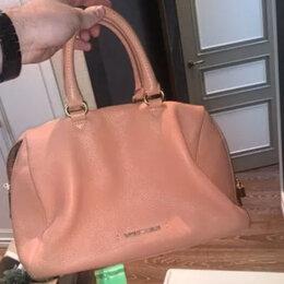 Сумки - Женская сумка экокожа richet 2084-08-08 пудра, 0