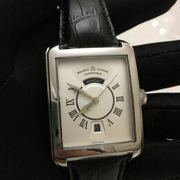 Наручные часы - Maurice Lacroix Pontos Rectangulaire Day/Date PT6147-SS001-11E, 0
