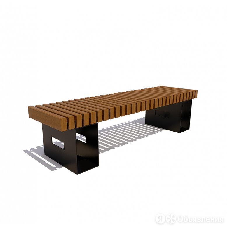 Скамейка 7 скамеек Сосновый бор по цене 52561₽ - Скамейки, фото 0
