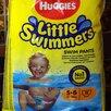 Трусики-подгузники для плавания Huggies (р.5-6) по цене 400₽ - Подгузники, фото 1