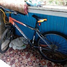 Велосипеды - Велосипед горный meratti juvenile 24 голубой, 0