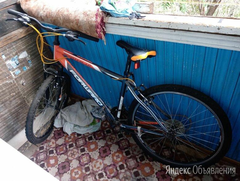 Велосипед горный meratti juvenile 24 оранжево-чёрный по цене 5500₽ - Велосипеды, фото 0