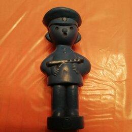 Солдатики - Советские солдатики резиновые, 0