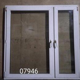 Готовые конструкции - Пластиковое окно (б/у) 1440(в)х1460(ш), 0
