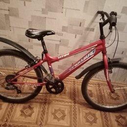 Велосипеды - Подростковый велосипед Forward Titan 561, 0