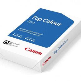 Бумага и пленка - Бумага Canon Top Color Zero A4 5911A086, 0