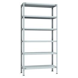 Мебель для учреждений - Стеллаж МС-750 200-100-60 (7 полок), 0