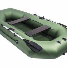 Надувные, разборные и гребные суда - Лодка АКВА-Мастер 260 зеленый , 0