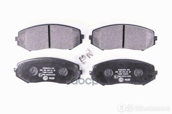 Колодки Suzuki Grand Vitara 05=> HELLA PAGID арт. 8DB 355 012-351 по цене 2650₽ - Подвеска и рулевое управление , фото 0