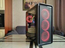 Настольные компьютеры -  Игровой пк - Ryzen 7 1700 / MSI RX580 4Gb, 0
