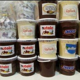 Продукты - Шоколадная Паста Нутелла, Рафаэло, Баунти, 0