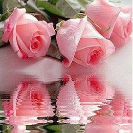 Картины, постеры, гобелены, панно - Розовые розы Артикул : GF 1231, 0