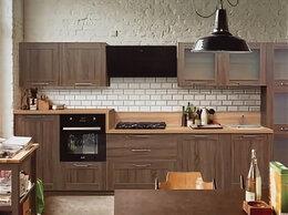 Мебель для кухни - Кухня трио ЛегкоМаркет Шервуд-4, 0
