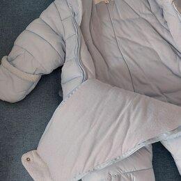 Комбинезоны - Детский утеплённый комбинзон, 0