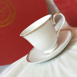 Сервизы и наборы - Чайный сервиз на 6 персон Коралл, 0