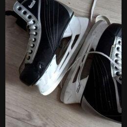 Коньки - Хоккейные коньки , 0