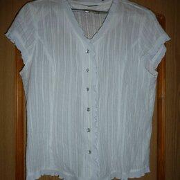 Блузки и кофточки - Блузка белая 54-56 разм, 0