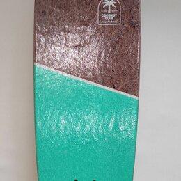 Скейтборды и лонгборды - Лонгборд globe blazer XL Coconut/Lime, 0