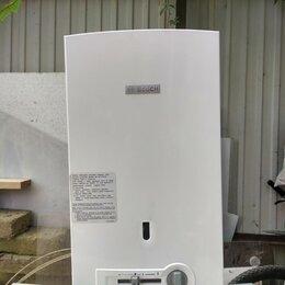 Водонагреватели - Водонагреватель газовый проточный bosch wr 10-2 p, 0