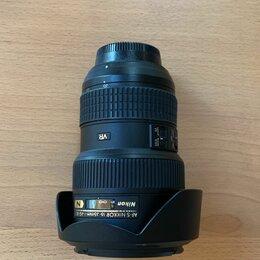 Объективы - Объектив Nikon AF-S 16-35 f4 ED VR, 0