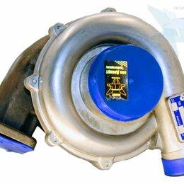 Двигатель и комплектующие - Турбокомпрессор ТКР 7С-6 (01) 4 шпильки, 0