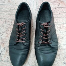 Туфли - Туфли мужские кожаные 43 размера, 0