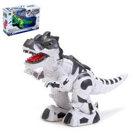 Осушители воздуха - Динозавр-робот «Рекс», работает от батареек, световые и звуковые эффекты, МИКС, 0
