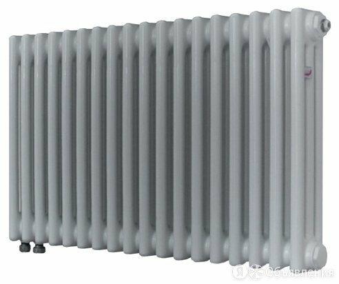 Радиатор стальной 3-х трубчатый Charleston 3045 6 секций, нижнее подключение ... по цене 28910₽ - Радиаторы, фото 0