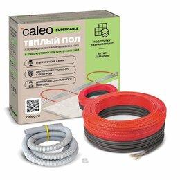 Комплектующие для радиаторов и теплых полов - Комплект теплого пола Caleo Supercable 18W-90, 0