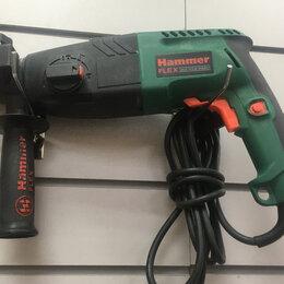 Перфораторы - Перфоратор hammer PRT 650 A, 0