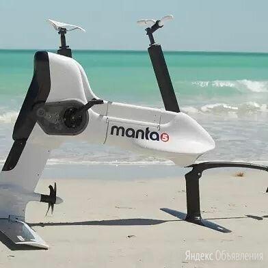 Manta5 – водный электрический велосипед по цене 2650000₽ - Прочее, фото 0