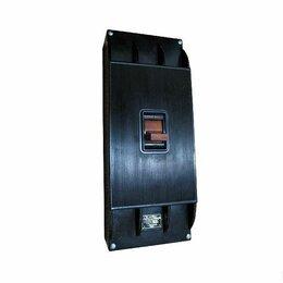 Защитная автоматика - Автоматический выключатель а3144 600а, 0