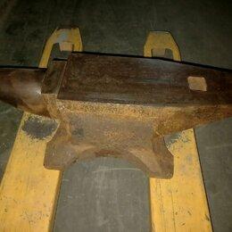 Верстаки - Наковальня кузнечная стальная 95кг ссср, 0