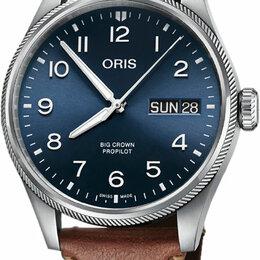 Умные часы и браслеты - Наручные часы Oris 752-7760-40-65LS, 0